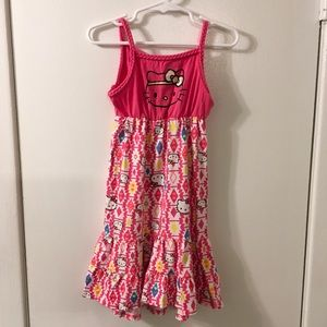 Hello Kitty Sz 3T Dress